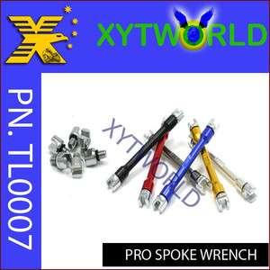 Pro SPOKE Torque WRENCH Kit 8 size 5.4 6.8 ATV Motorcycle MX Dirt Bike