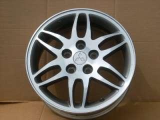 Mitsubishi Diamante 00   03 16 1 Factory Alloy Wheel