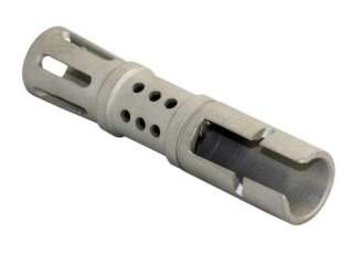 RUGER MINI 14 STAINLESS STEEL MUZZLE BRAKE