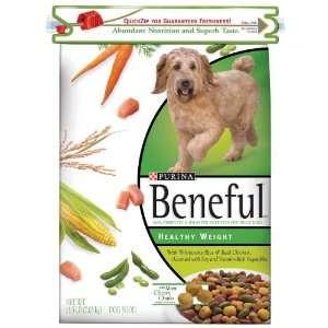 PURINA Beneful Healthy Weight Dog Food, 15.5 Pound