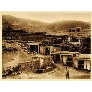 1924 Ain Leuh Village Middle Atlas Mountains Morocco