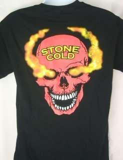 Stone Cold Steve Austin 316 Red Skull WWE T shirt