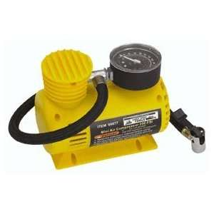 12 Volt, 250 PSI Compact Air Compressor Automotive