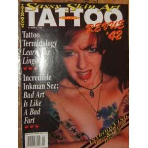 Outlaw Biker Tattoo Revue Magazine Singapore John (June