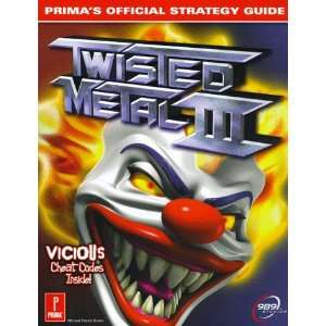 Twisted Metal 3 Primas Official Strategy Guide