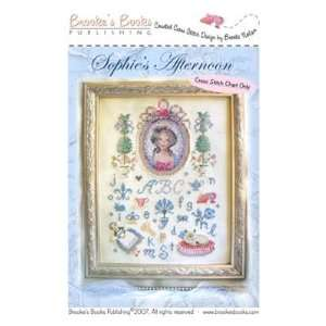 Sophies Afternoon   Cross Stitch Pattern: Arts, Crafts