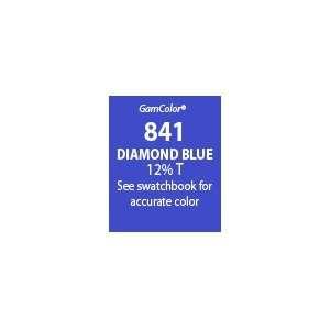 841 Diamond Blue Lighting Gel Filter Sheet 20x24 Electronics