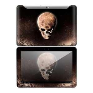 Samsung Galaxy Tab 10.1 Decal Skin   Bad Moon Rising