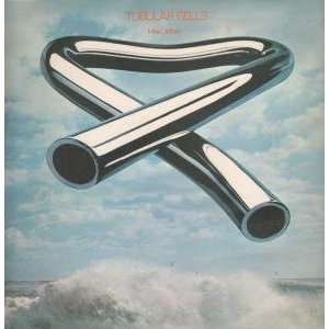 TUBULAR BELLS LP UK VIRGIN 1973 2 TRACK LATER PRESSING WITH COLOUR