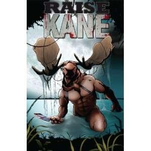 Raise Kane (9781897548899) Hans Rodionoff, Angel Angelov
