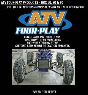 ATV Four Play Long Travel Swingarm   DRX 50 70 90