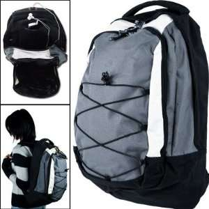 AJ Kitt Backpack   Large Capacity with 2 Main Storage