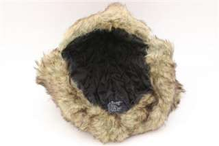 Bomber Aviator Trooper Trapper Ear Flap Hat Russian Winter Hat Ski