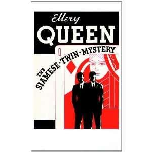 Twin Mystery (9780786112661) Ellery Queen, Scott Harrison Books