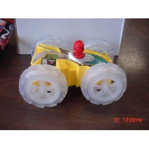 Tip Lorry Wizardly Battery Operated Car (Wheels Light Up