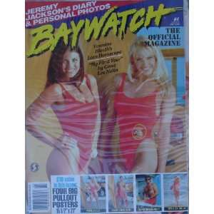 Baywatch Magazine #4 1995 , Yasmine Bleeth , Everything