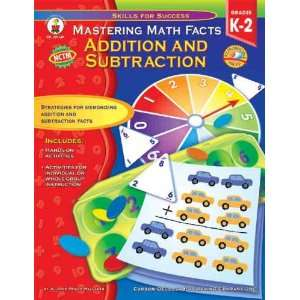 Mastering Math Facts   Addition and Subtraction Grades K