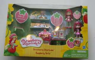 Strawberry Shortcake Raspberry Torte Baking Playset 653569483618