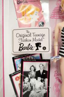 My Favorite American Girl Reproduction 1959 Barbie Doll