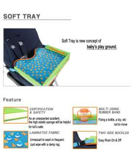 Sosoz Baby Travel Soft Tray Car Seat Toddler Stroller