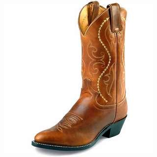 Womens JUSTIN 11 GoLDen Saltillo Western Boots L4936