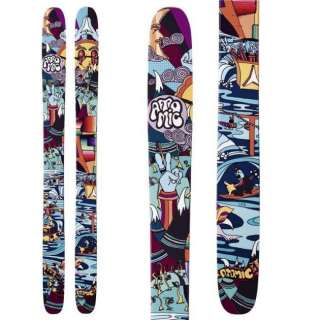 Atomic BENT CHETLER Twin Tip Skis Backcountry Freestyle 183 or 192cm