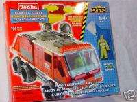 TONKA Search & Rescue Building System Toy  FIRE TRUCK