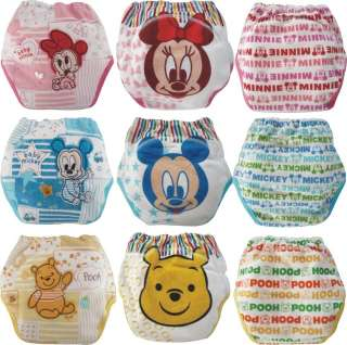 Disney 3pcs toddler girls boys training pants potty underwear B N037