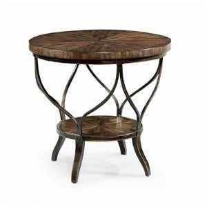 Bernhardt Furniture 581 125 Hudson Round Chair End Table