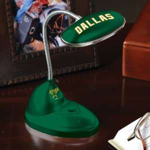 Licensed NHL Hockey Dallas Stars LED Desk Lamp Stars