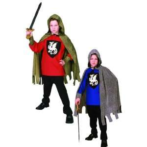 MEDIEVAL KNIGHT COSTUME: Toys & Games
