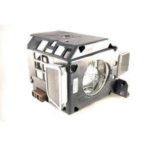 hp L1737A rear projector TV lamp with housing   high