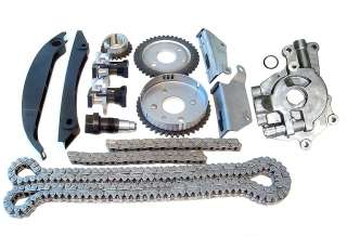 99 CHRYSLER DODGE 2.7L INTREPID CONCORDE TIMING CHAIN KIT + OIL PUMP