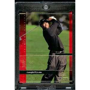 2001 Upper Deck #TWC14 Tiger Woods Golf Card  Mint Condition   Shipped