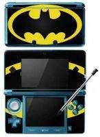 Batman Dark Knight Game Skin Nintendo 3DS Console