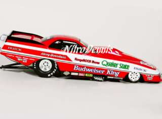BERNSTEIN 116 Milestone NITRO Funny Car BATMOBILE Drag Racing