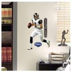 Sam Bradford Fathead St. Louis Rams Official NFL Wall