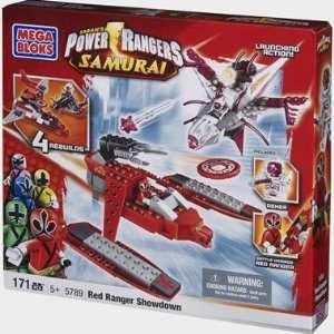 Power Rangers Red Ranger Showdown Toys & Games