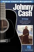 JOHNNY CASH GUITAR CHORD & LYRIC SHEET MUSIC SONG BOOK