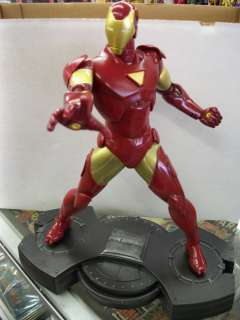 INVINCIBLE IRON MAN EXTREMIS BOWEN STATUE MARVEL