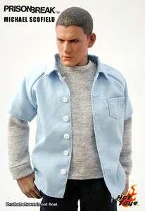 Hottoys Prison Break Figure Michael Scofield