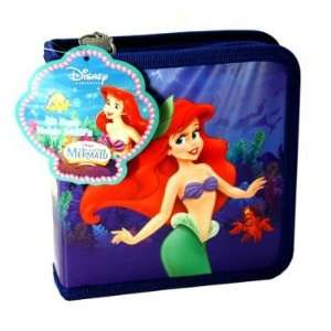 The Little Mermaid CDs Case Holder (Disney Princess) Everything Else
