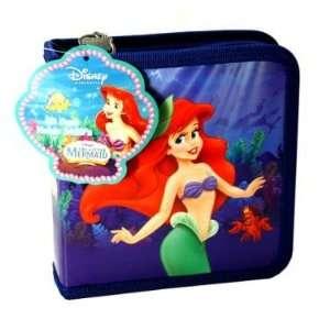 The Little Mermaid CDs Case Holder (Disney Princess)