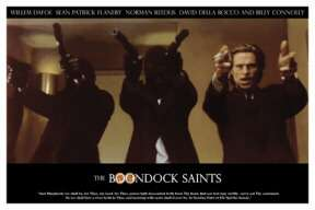 BOONDOCK SAINTS ~ 3 MOVIE POSTER SET THE GUNS LOT