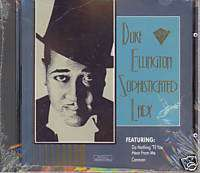 DUKE ELLINGTON Sophisticated LadySEALED BIG BAND CD