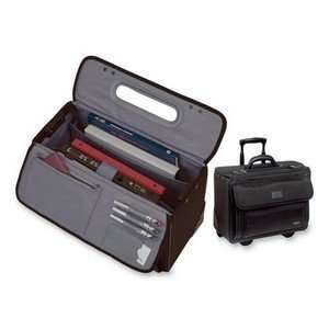 Solo Solo Rolling Notebook Catalog Case USLB784 Office