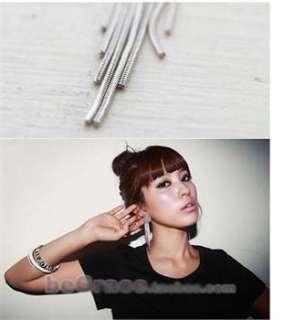 Color Fashion Bohemia Style Temperament Tassel Snake Earring HOT e55