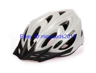 2012 Adult Mens Bicycle helmets bike Cycling helmets helmet Pure white