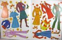 1980 Super Teen Skipper (Barbie) Paper Doll Uncut/Mint