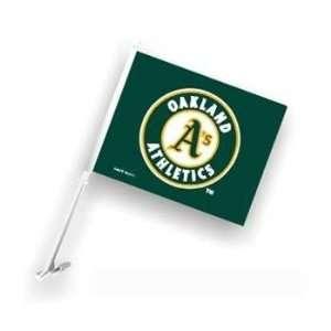 Oakland Athletics Car/Truck Window Flag